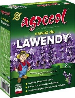 Nawóz do Lawendy 100 dni 1,5kg Agrecol