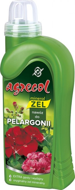 Nawóz Mineral Żel do Pelargonii 1L Agrecol