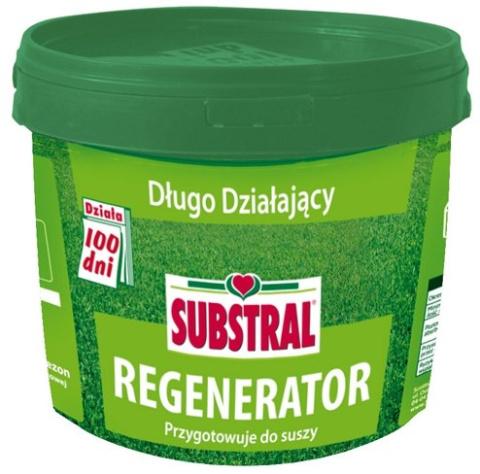 Substral nawóz regenerator do trawy