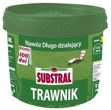 Substral do trawy 100 dni